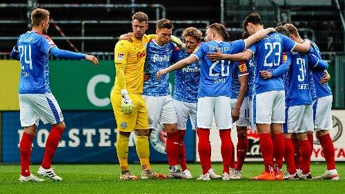 Holstein Kiel: Boygroup vor der Bundesliga-Premiere