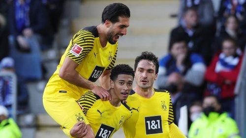 Borussia Dortmund gegen Arminia Bielefeld - die Zusammenfassung