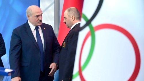 Das IOC und Belarus: Auf Kuschelkurs mit Autokratien