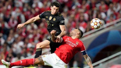 Bayern knackt Benfica durch Traumtore: Die Audio-Highlights