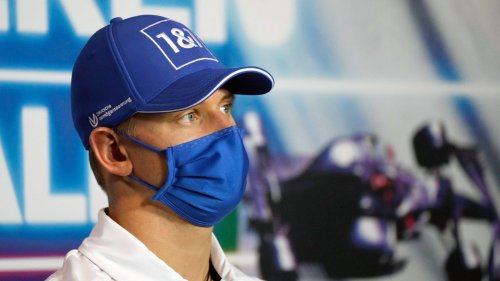 Mick Schumacher auch 2022 bei Rennstall Haas