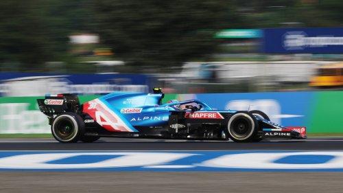 Großer Preis der Formel 1 in Ungarn: Ocon jubelt in Budapest - Vettel disqualifiziert