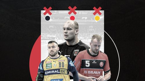 Handball-Bundesliga - Titelkampf wohl (fast) ohne Nationalspieler