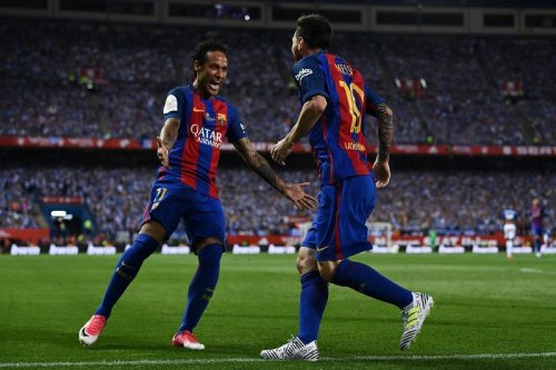 5 famous players who idolize Lionel Messi