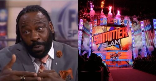 """""""The match shouldn't last very long"""" - Booker T on rumored top title match at SummerSlam"""
