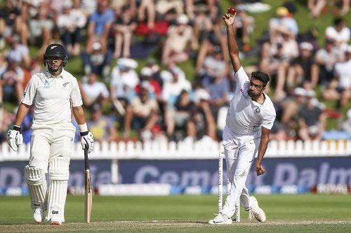Three best spells by Ravichandran Ashwin against New Zealand