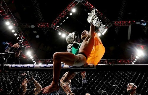 3 UFC fighters who never defended their championships