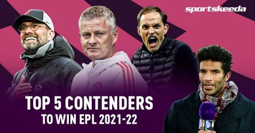 Top 5 favorites to win the Premier League this season (2021-22)
