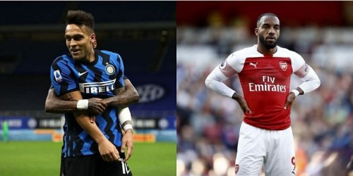 5 players Arsenal can sell to fund Lautaro Martinez transfer