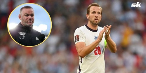 """""""He's one of the best strikers in the world"""" - Wayne Rooney claims Harry Kane could get closest to Alan Shearer's Premier League goal-scoring record"""