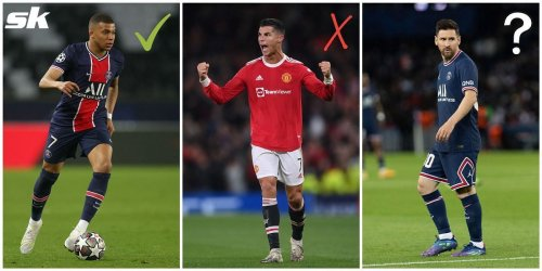 Team of the future: Predicting the world's best XI in 2025