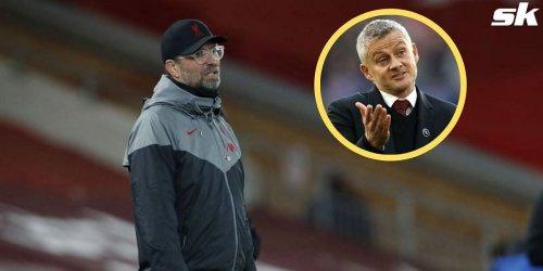 """""""Jurgen Klopp almost seemed to have been frightened"""" - Sammy McIlroy claims Liverpool don't usually excel at Old Trafford, urges Manchester United to 'have a real go'"""