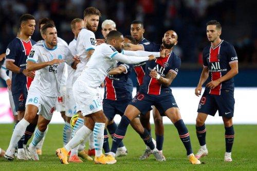 Marseille vs PSG - Best combined XI of Le Classique   Ligue 1 2021-22