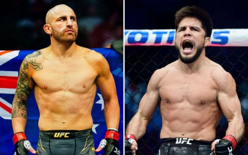 5 Reasons why the UFC should book Alexander Volkanovski vs. Henry Cejudo
