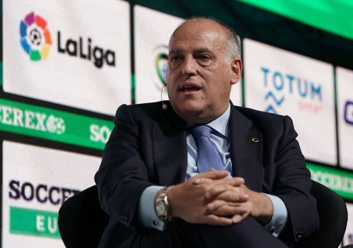 """Javier Tebas claims Real Madrid can't be compared with """"cheats"""" PSG"""