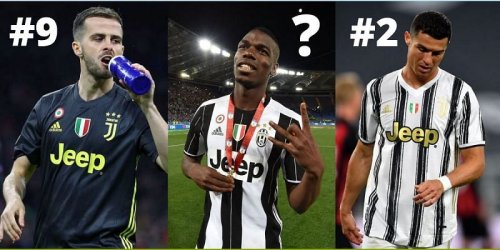 10 best Juventus signings in the last decade