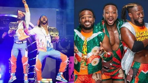 """""""Fans will rejoice"""" - The Young Bucks teases huge dream match against The New Day"""