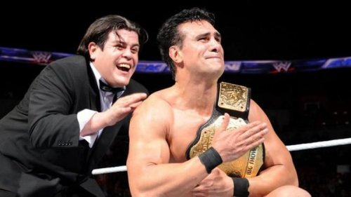 """""""No one deserved it more than him"""" – Alberto Del Rio recalls losing the World Heavyweight Championship to WWE Star"""