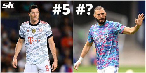 Ranking the 5 best players in the world right now based on ratings
