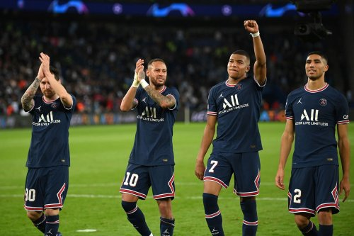 Top 5 predictions for PSG vs RB Leipzig   UEFA Champions League 2021-22