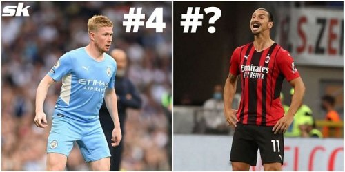 Ranking 7 greatest active players without a Champions League trophy (2021-22)