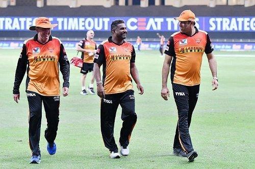 IPL 2021: SRH bowling coach Muttiah Muralitharan undergoes angioplasty in Chennai