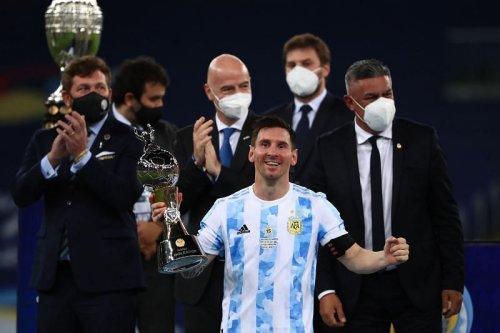 Lionel Messi surpasses Cristiano Ronaldo's Instagram record following Copa America triumph