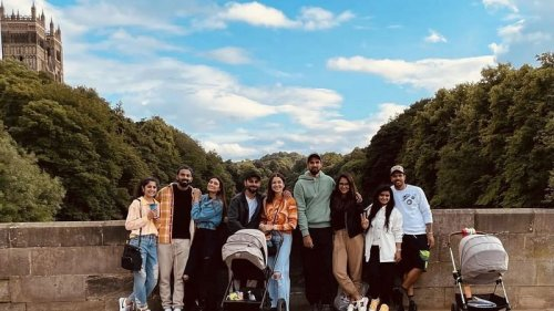 Ind vs Eng: Anuskha Sharma shares a cute group picture featuring Virat Kohli and some of India's stars