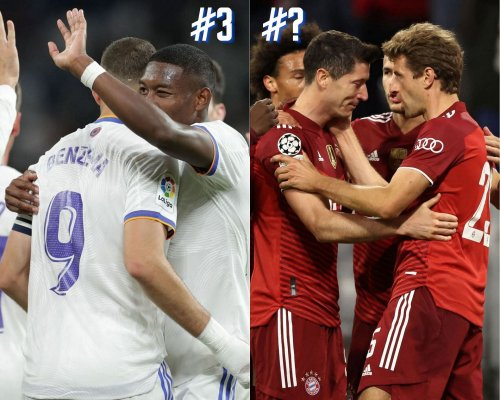 Ranking the top 5 clubs with the most shots per game in Europe's major leagues this season