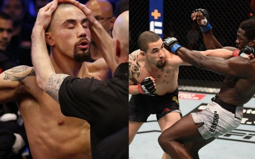 Robert Whittaker posts endearing pictures of family trip to Sydney; hints that he will be entering fight camp soon