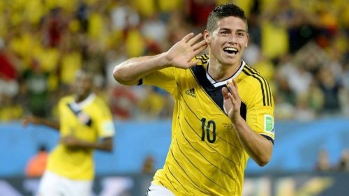 How Real Madrid changed the career of James Rodriguez