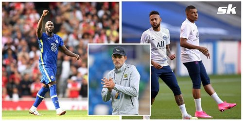 """Easier to train Lukaku than Mbappe or Neymar"" - Chelsea boss Tuchel makes bold claim on PSG experience"