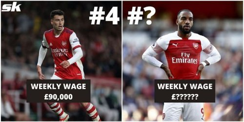 5 Arsenal players who do not justify their wages