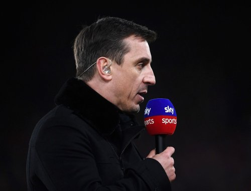 """""""Shoddy all season"""" - Gary Neville says Manchester United are 'scrappy and scruffy to watch' and highlights 3 conundrums at the club"""