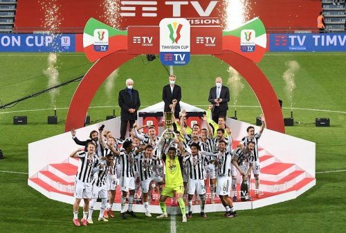 How Juventus could line up after the 2021 transfer window