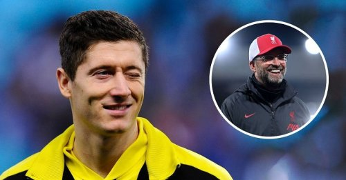 'Best I've worked with'- Liverpool among frontrunners to Robert Lewandowski
