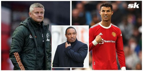 """""""He's running the club"""" - Paul Ince urges Solskjaer to let Cristiano Ronaldo know who is in charge at Manchester United"""