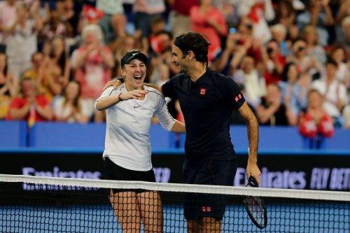 """Belinda Bencic hopes her generation can emulate Roger Federer & Stan Wawrinka, says she is """"positive"""" Federer will return soon"""