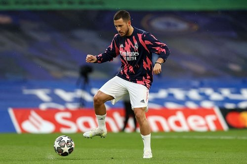 Real Madrid open to selling Eden Hazard to fund moves for two top targets - Reports