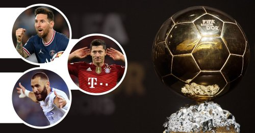 Reports: 2021 Ballon d'Or winner and final rankings leaked