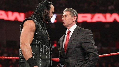 """""""I didn't love it""""- Drew McIntyre reveals conversation with Vince McMahon about initial WWE character plans"""