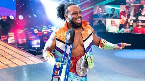 """I think I might be hooked"" - Xavier Woods reveals that he has an addiction"