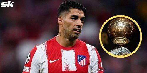 """He has no rival"" - Luis Suarez picks his Ballon d'Or 2021 winner"