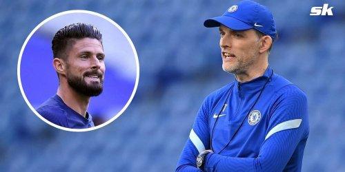"""""""He was huge"""" – Olivier Giroud reveals """"important"""" Chelsea star key to Thomas Tuchel's winning philosophy last season"""