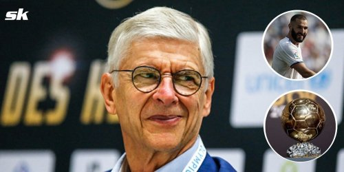 """""""There is no untouchable this year"""" - Arsene Wenger reveals what could cost Real Madrid striker Karim Benzema the 2021 Ballon d'Or"""