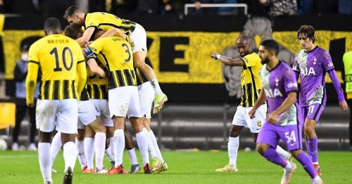Vitesse 1-0 Tottenham Hotspur: 5 talking points as Spurs fall to a late defeat | UEFA Europa Conference League 2021-22