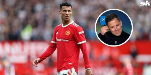 """""""That is a tall order"""" – Joe Cole on the record he 'can't see' Cristiano Ronaldo breaking at Manchester United"""