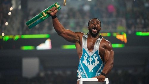 """""""I don't know if that's the match"""" - Booker T on who Big E should avoid cashing in the Money In The Bank briefcase"""