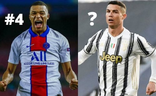 5 best European footballers in the world right now