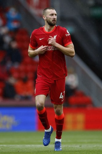 Nathaniel Phillips returns to the starting XI for the Reds after signing a new contract earlier